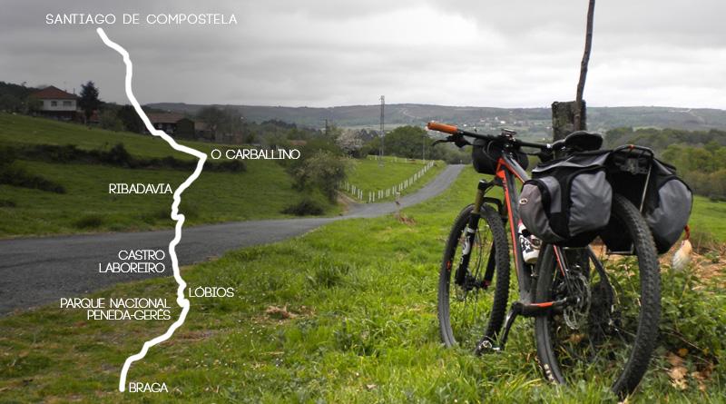 De Braga a Santiago de Compostela pela Via Romana Edgar Costa