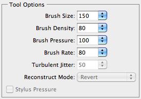 liquify-tool-options