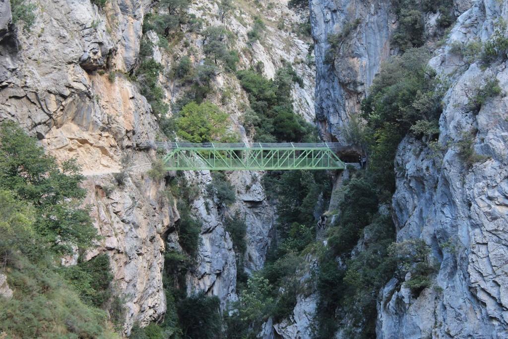 Ponte de Passagem da Ruta del Cares
